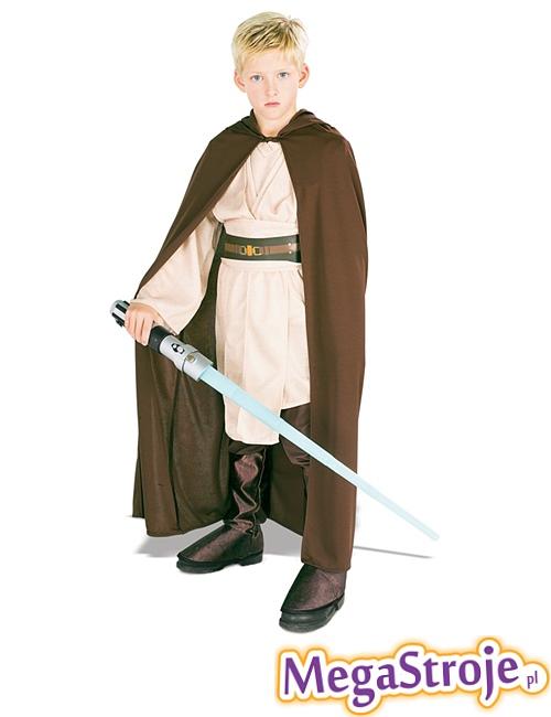Kostium dziecięcy Peleryna Jedi