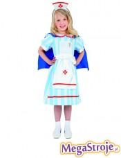 Kostium dziecięcy Pielęgniarka niebieska