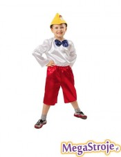 Kostium dziecięcy Pinokio 2
