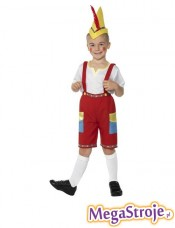 Kostium dziecięcy Pinokio