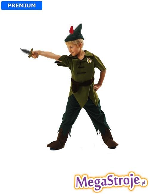 Kostium dziecięcy Piotrusia Pana Disney