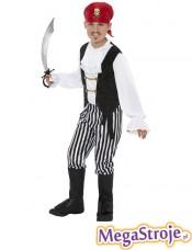 Kostium dziecięcy Pirat deluxe