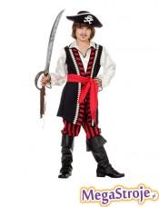 Kostium dziecięcy Pirat lux