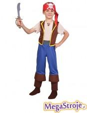 Kostium dziecięcy Pirat z bajki