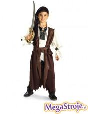 Kostium dziecięcy Pirat z Karaibów