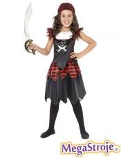 Kostium dziecięcy Piratka 2