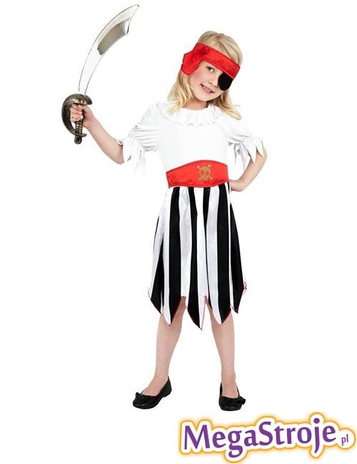 Kostium dziecięcy Piratki 3