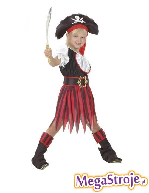 Kostium dziecięcy Piratki