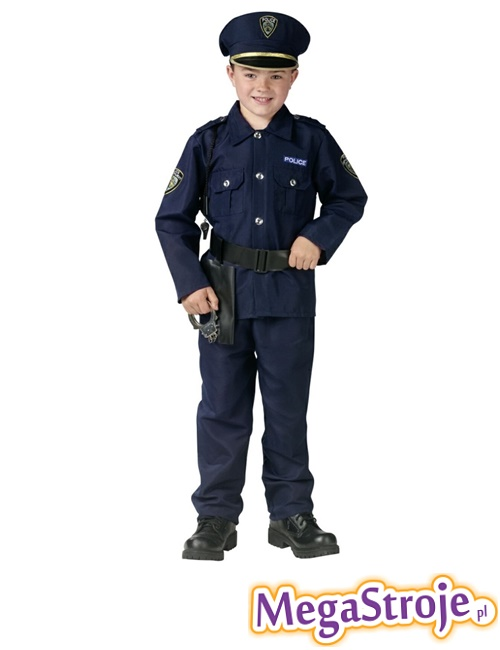 Kostium dziecięcy Policjant
