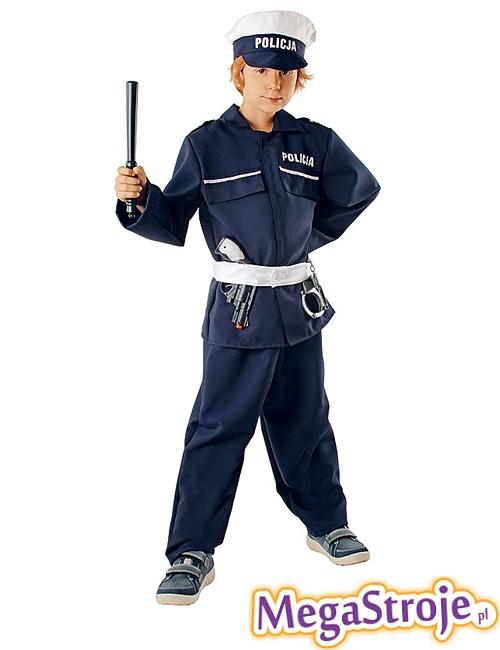 Kostium dziecięcy Policjanta 3