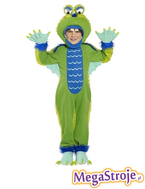 Kostium dziecięcy Potwór bagienny