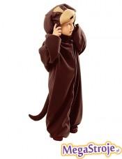 Kostium dziecięcy Psa brązowy