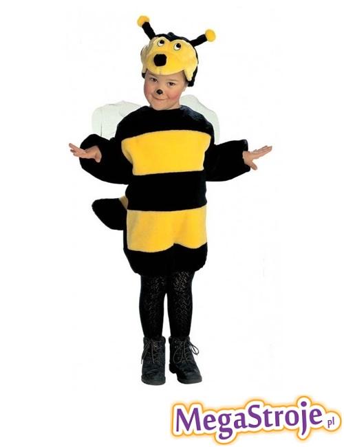 Kostium dziecięcy Pszczółka pluszowa