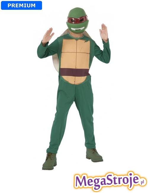 Kostium dziecięcy Raphael Żółwie Ninja