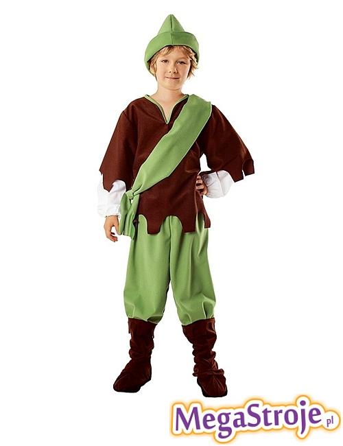 Kostium dziecięcy Robin Myśliwy