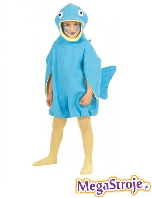 Kostium dziecięcy Rybka