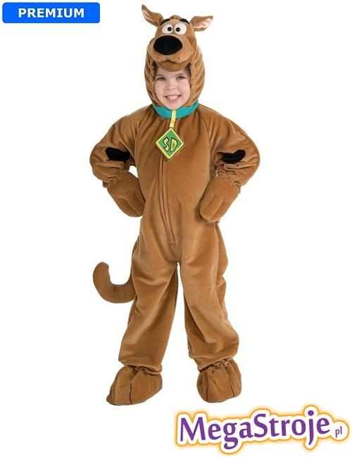 Kostium dziecięcy Scooby Doo