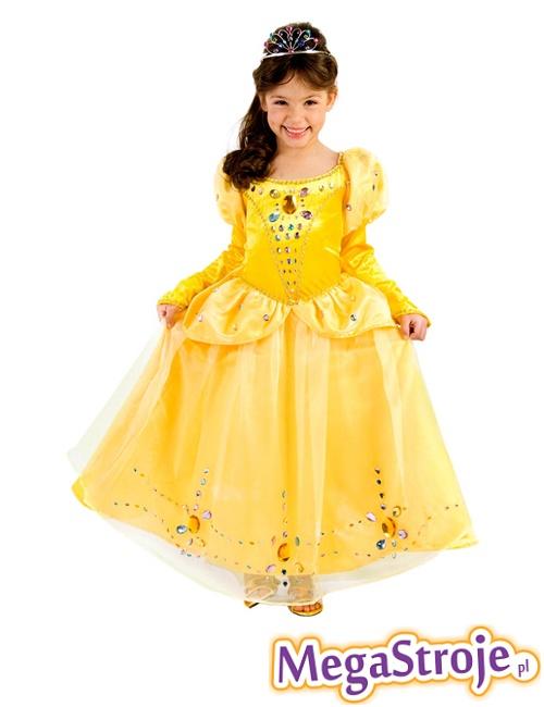 Kostium dziecięcy Słoneczna Królewna