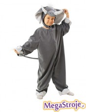 Kostium dziecięcy Słonia