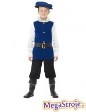 Kostium dziecięcy Służący - Dynastia Tudorów