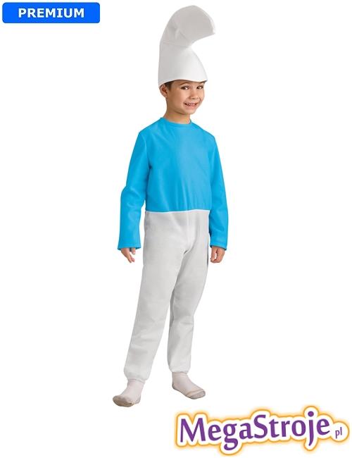 Kostium dziecięcy Smerfa