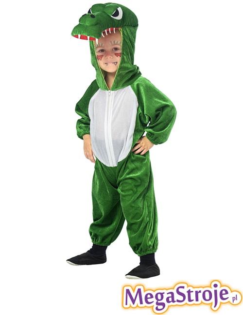 Kostium dziecięcy Smok-Dinozaur
