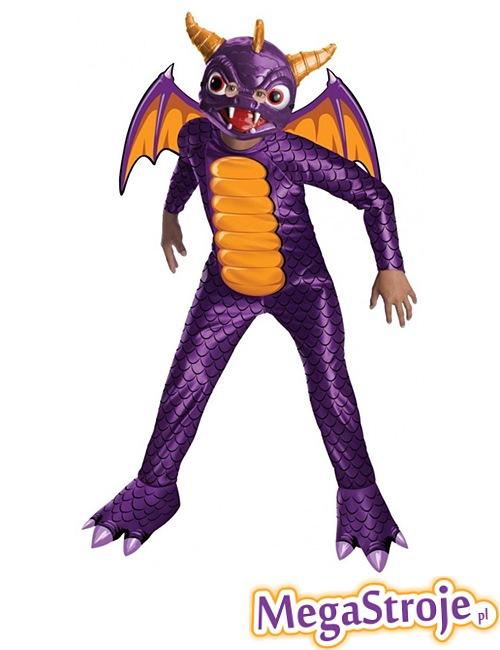 Kostium dziecięcy Smok Spyro