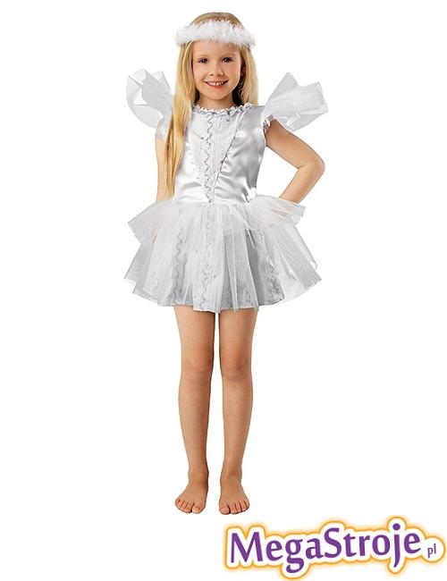 Kostium dziecięcy Śnieżynka