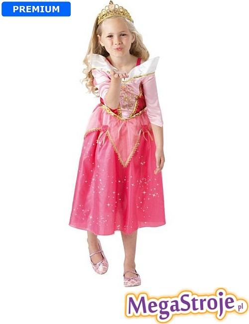 Kostium dziecięcy Śpiąca Królewna Disney