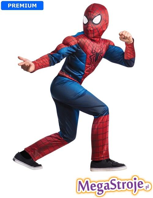 Kostium dziecięcy Spiderman deluxe
