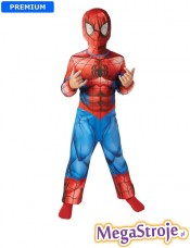 Kostium dziecięcy Spiderman lux