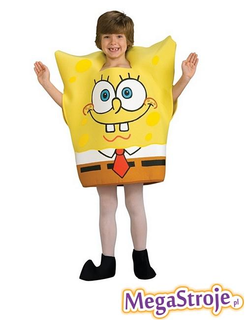 Kostium dziecięcy SpongeBob Kanciastoporty