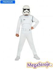 Kostium dziecięcy Stormtrooper lux