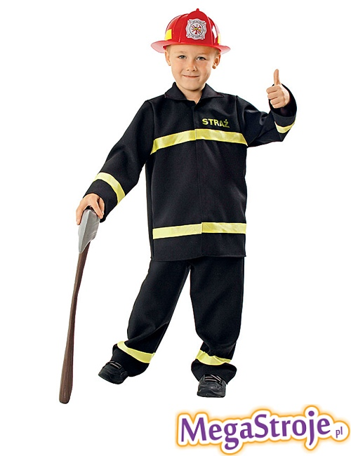 Kostium dziecięcy Strażak 2