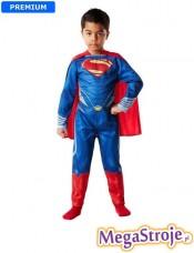 Kostium dziecięcy Superman lux