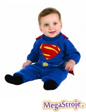 Kostium dziecięcy Superman Superbaby