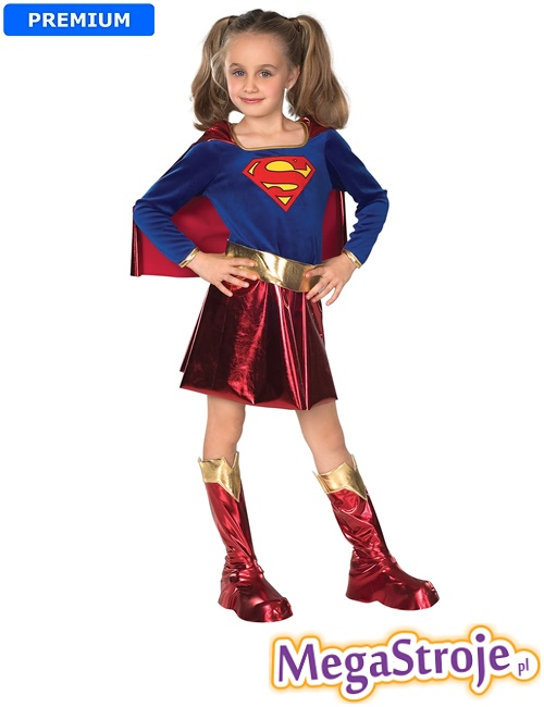 Kostium dziecięcy Supermenka