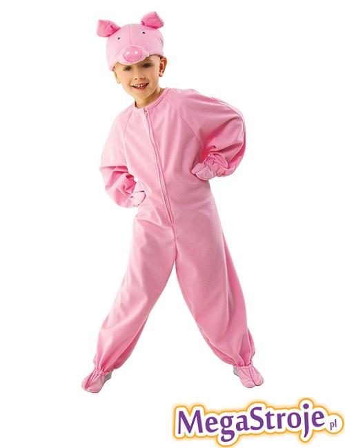 Kostium dziecięcy Świnki