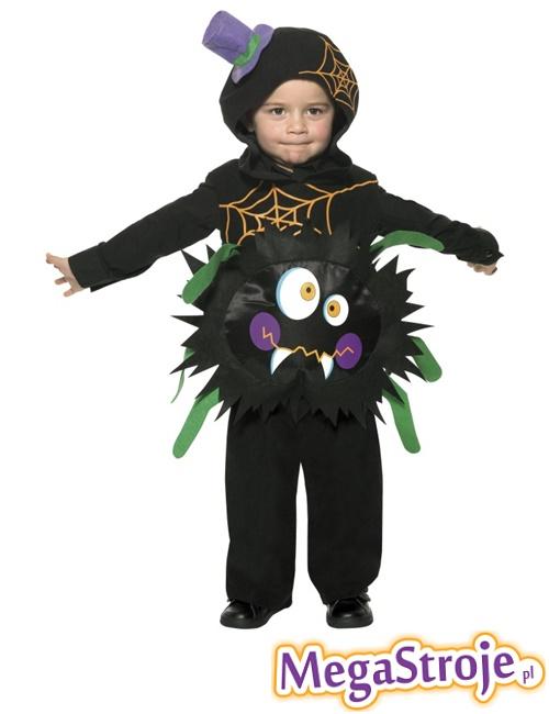 Kostium dziecięcy Szalony Pajączek