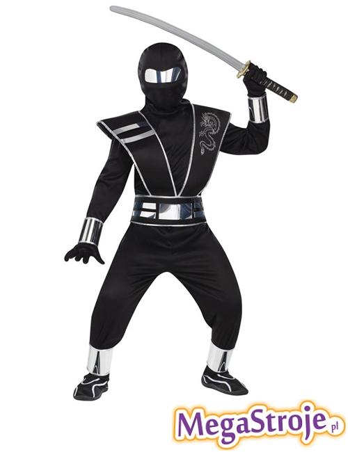 Kostium dziecięcy Tajemniczy Ninja