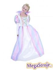 Kostium dziecięcy Tęczowa Księżniczka