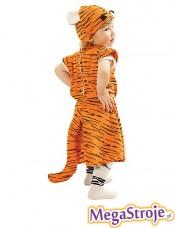 Kostium dziecięcy Tygryska 2