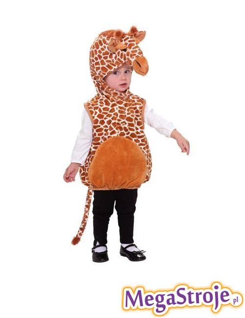 Kostium dziecięcy Urocza Żyrafa