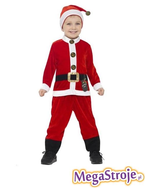 Kostium dziecięcy Uroczy Mikołaj