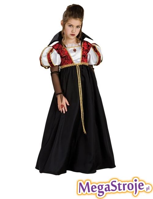 Kostium dziecięcy Wampirzyca