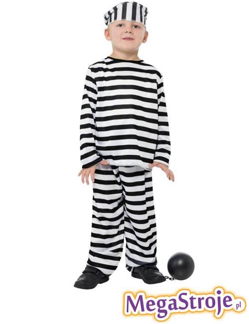 Kostium dziecięcy Więźnia