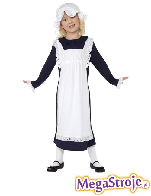 Kostium dziecięcy Wiktoriańska Dziewczynka