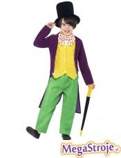 Kostium dziecięcy Willy Wonka