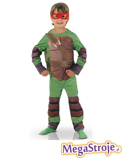 Kostium dziecięcy Wojownicze Żółwie Ninja