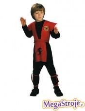 Kostium dziecięcy Wojowniczy Ninja 2